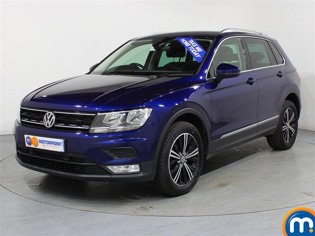 Volkswagen Tiguan SE - Stock Number (973142) - Passenger side front corner