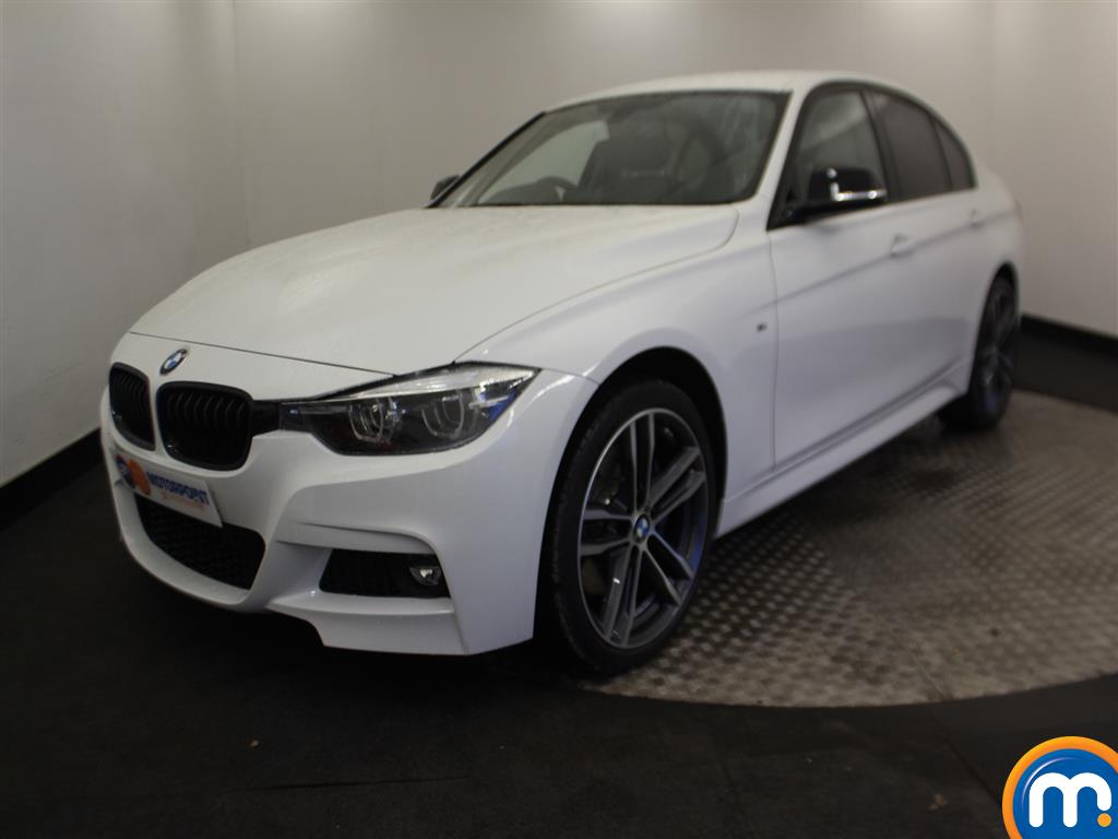 BMW 3 Series M Sport Shadow Edition - Stock Number (972032) - Passenger side front corner