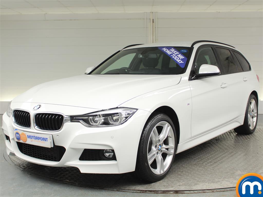 BMW 3 Series M Sport - Stock Number (958879) - Passenger side front corner