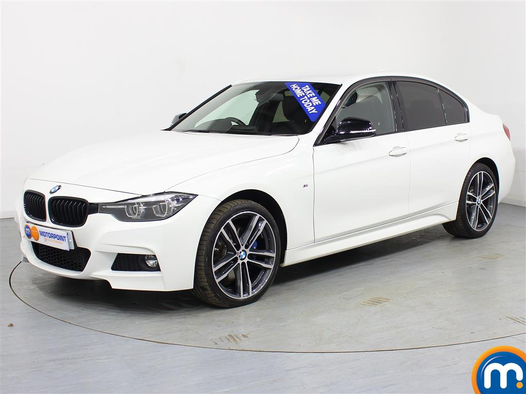 BMW 3 Series M Sport Shadow Edition - Stock Number (970716) - Passenger side front corner