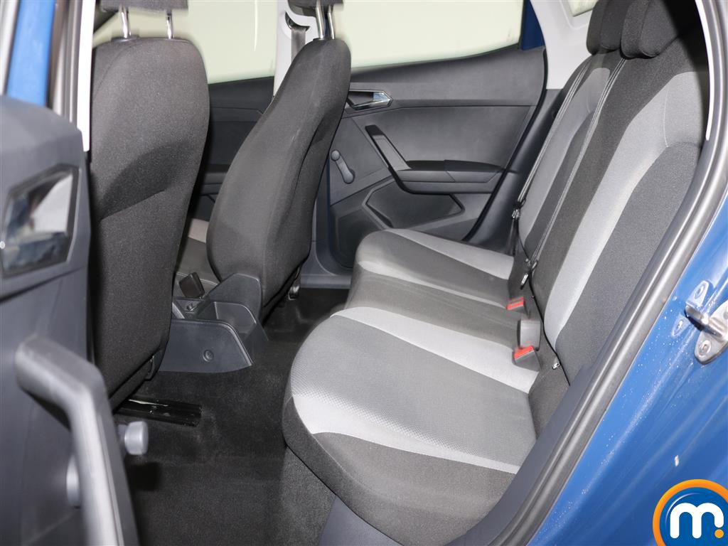 Seat Ibiza SE Manual Petrol Hatchback - Stock Number (977101) - 3rd supplementary image