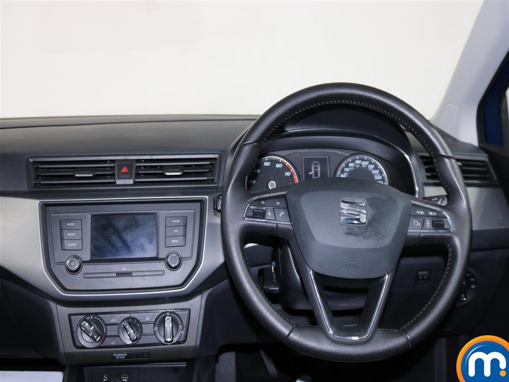Seat Ibiza SE Manual Petrol Hatchback - Stock Number (977101) - 4th supplementary image