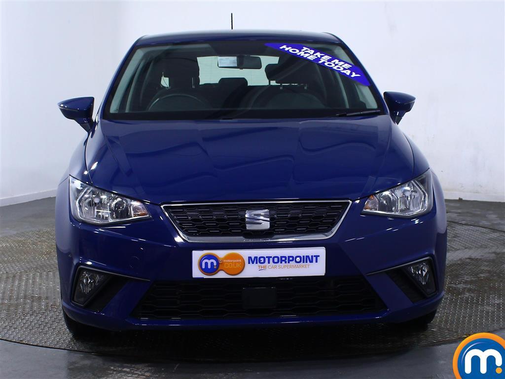 Seat Ibiza SE Manual Petrol Hatchback - Stock Number (977101) - Front bumper