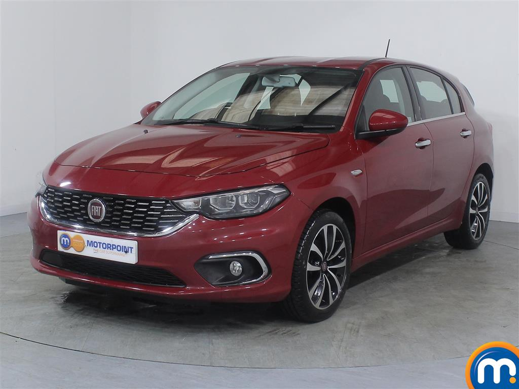 Fiat Tipo Lounge - Stock Number (965006) - Passenger side front corner
