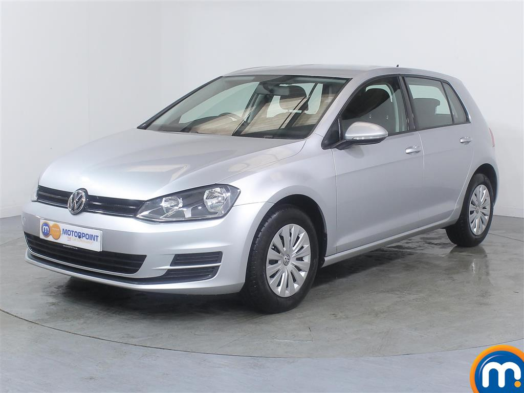 Volkswagen Golf S Manual Petrol Hatchback - Stock Number (974589) - Passenger side front corner