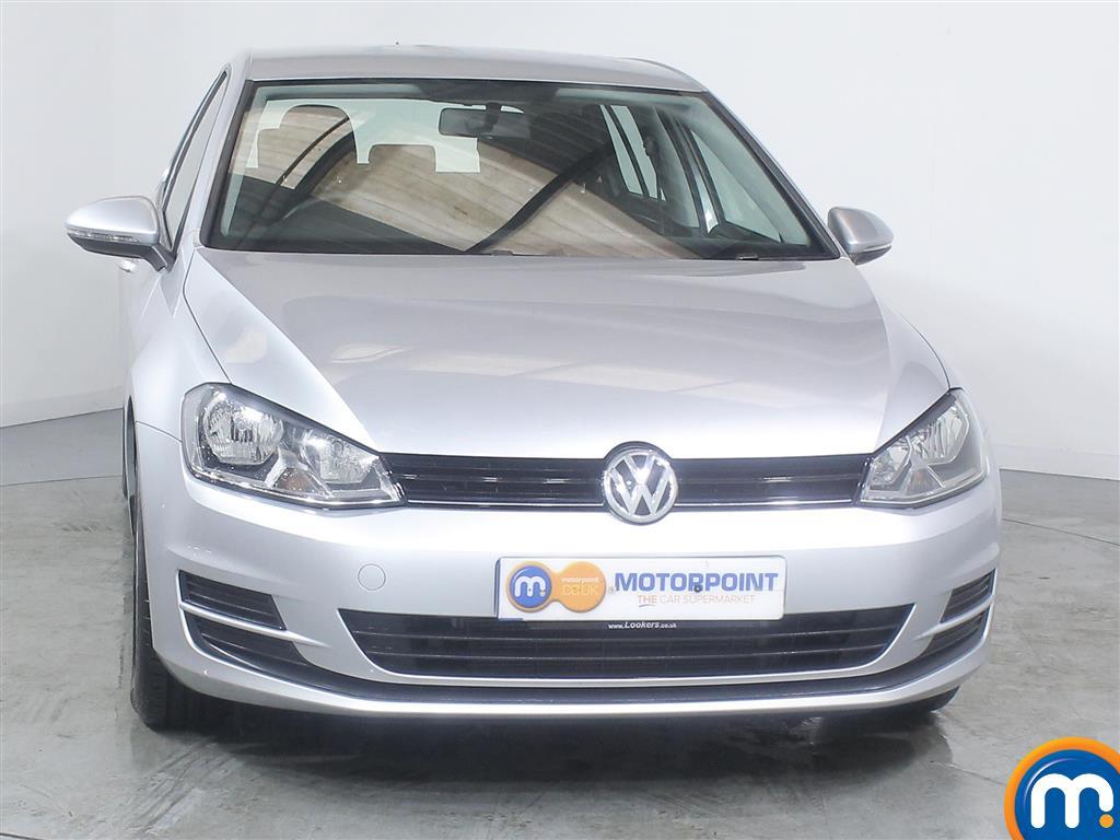 Volkswagen Golf S Manual Petrol Hatchback - Stock Number (974589) - Front bumper