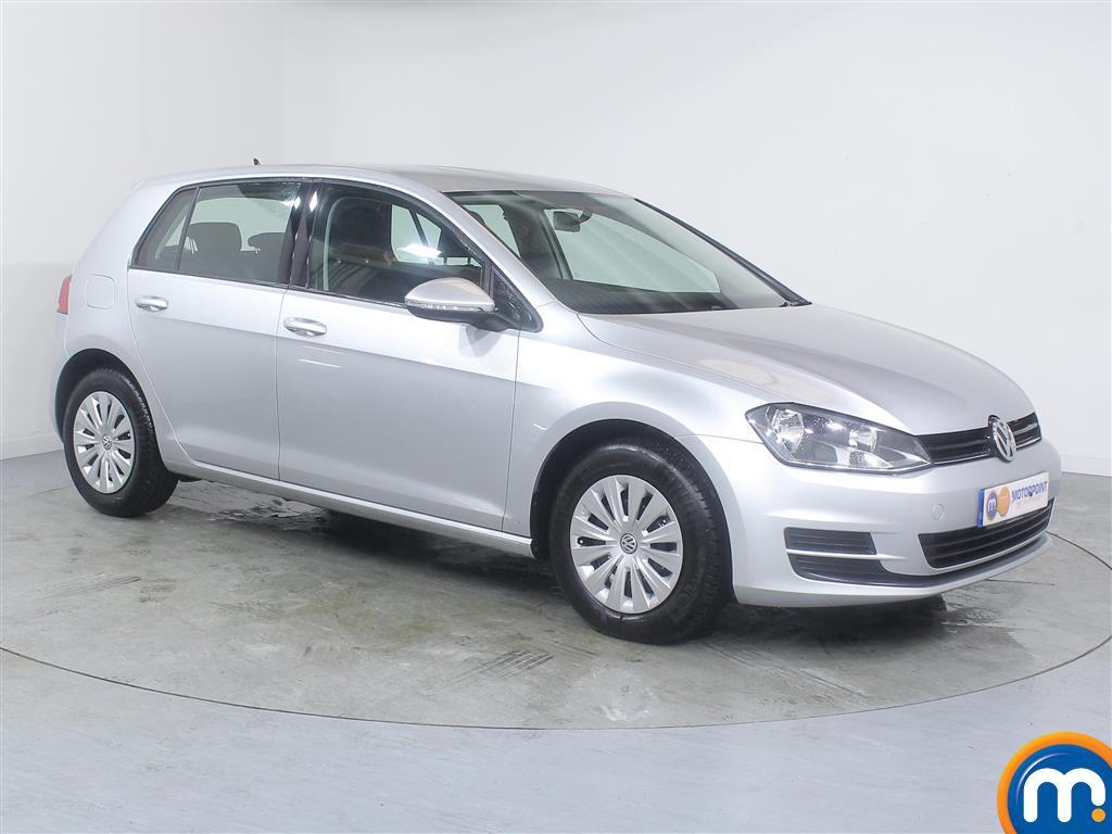 Volkswagen Golf S Manual Petrol Hatchback - Stock Number (974589) - Drivers side front corner
