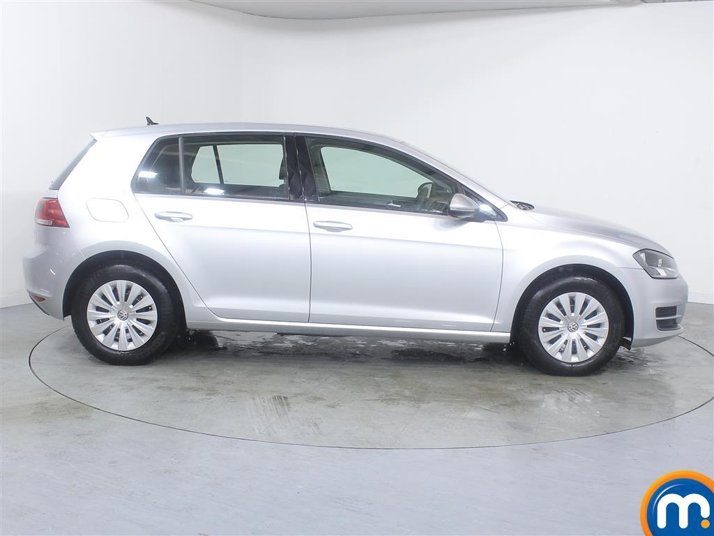 Volkswagen Golf S Manual Petrol Hatchback - Stock Number (974589) - Drivers side