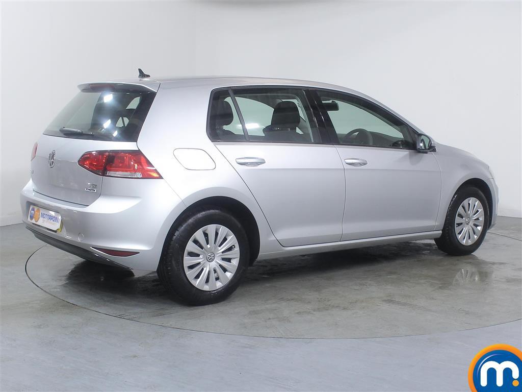Volkswagen Golf S Manual Petrol Hatchback - Stock Number (974589) - Drivers side rear corner