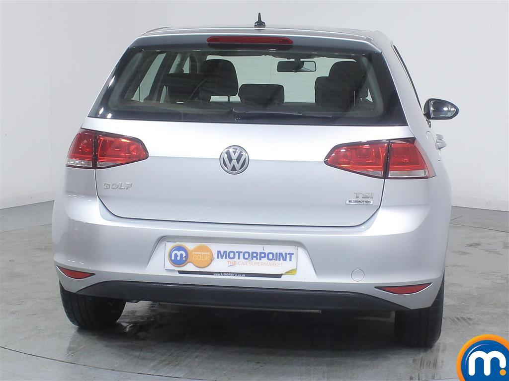 Volkswagen Golf S Manual Petrol Hatchback - Stock Number (974589) - Rear bumper