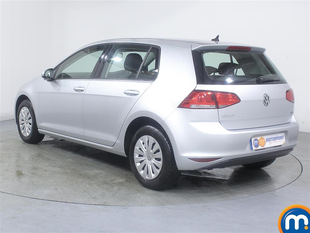 Volkswagen Golf S Manual Petrol Hatchback - Stock Number (974589) - Passenger side rear corner