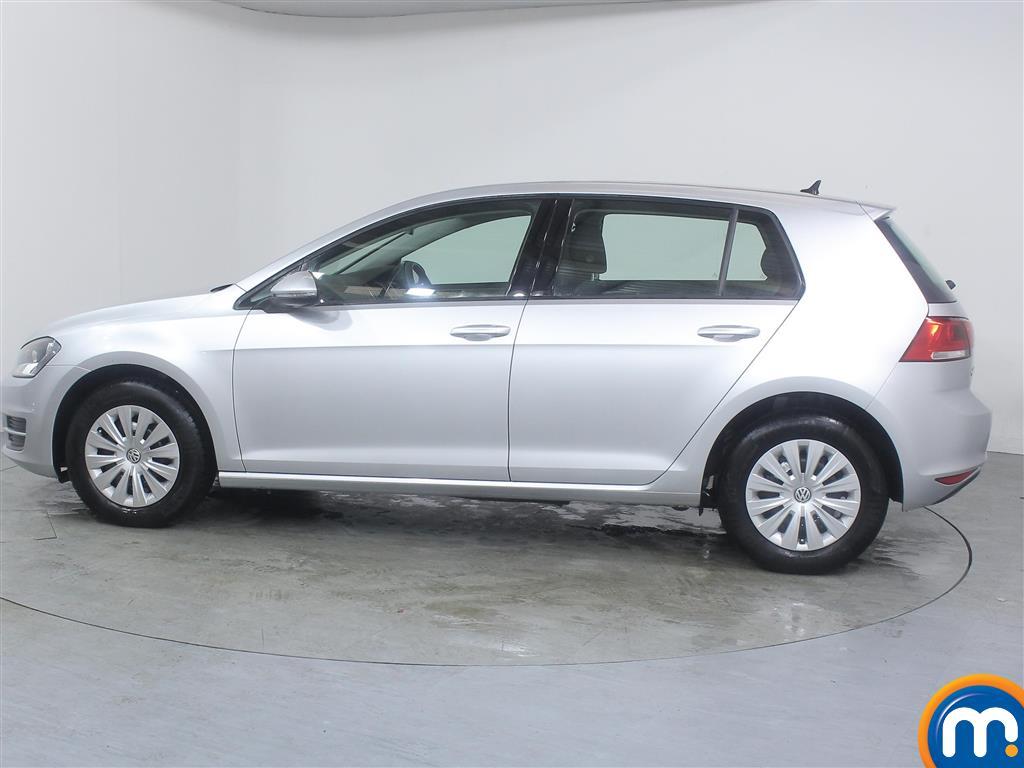 Volkswagen Golf S Manual Petrol Hatchback - Stock Number (974589) - Passenger side