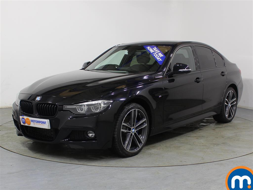 BMW 3 Series M Sport Shadow Edition - Stock Number (958039) - Passenger side front corner