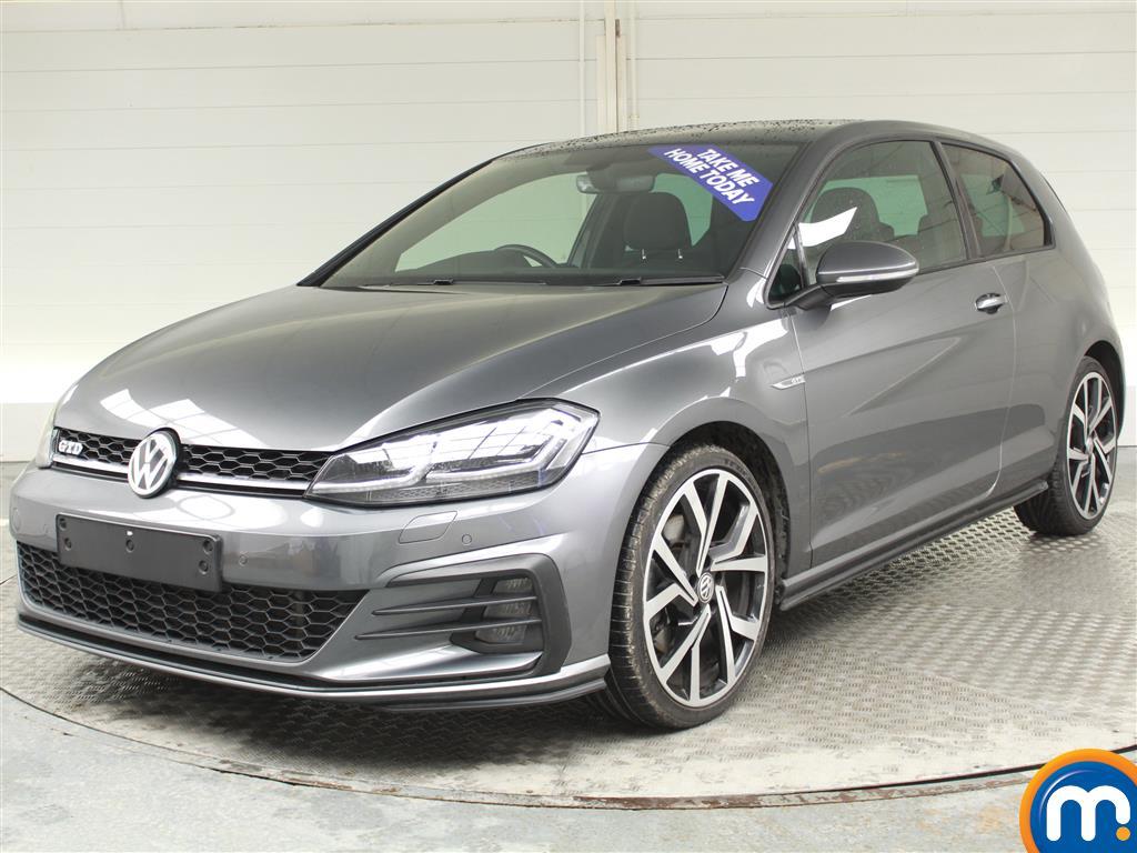 Volkswagen Golf GTD - Stock Number (972624) - Passenger side front corner