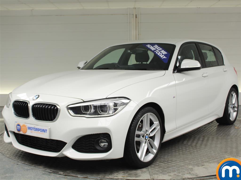 BMW 1 Series M Sport - Stock Number (975241) - Passenger side front corner