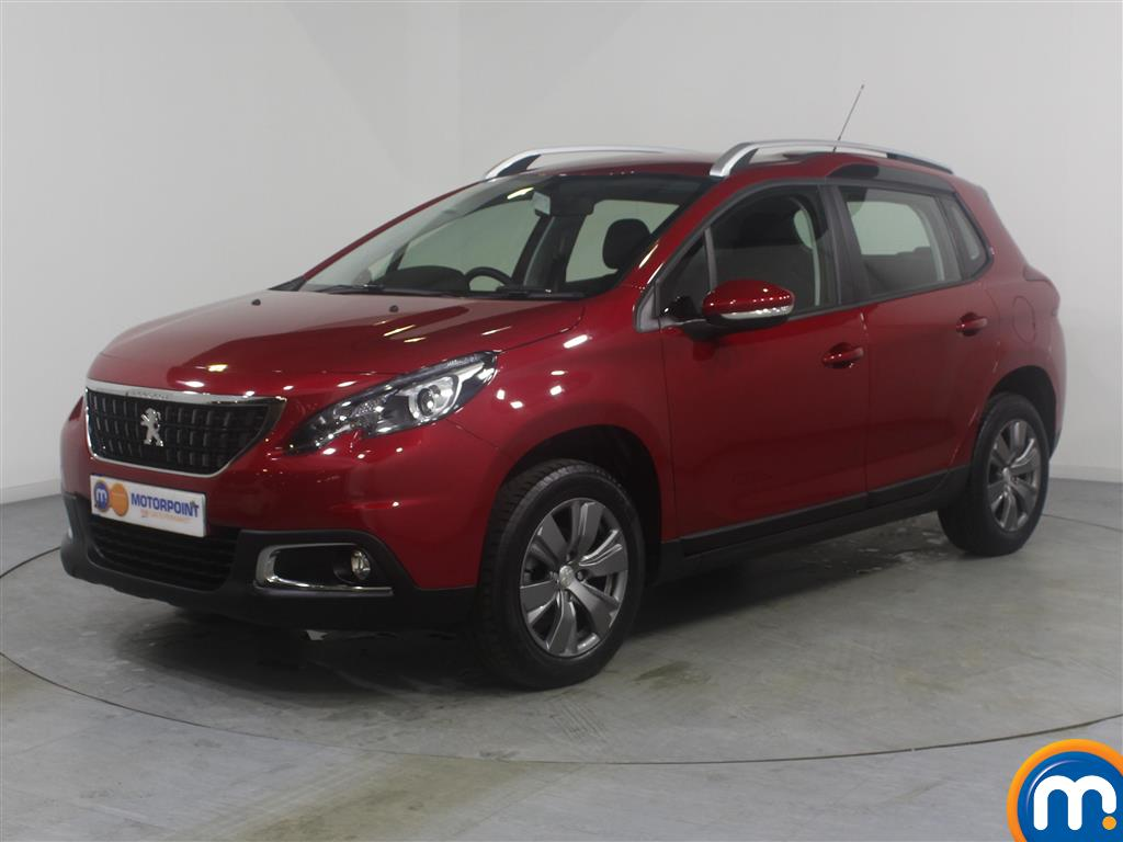 Peugeot 2008 Active - Stock Number (973020) - Passenger side front corner