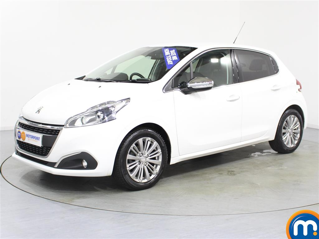 Peugeot 208 Allure - Stock Number (973026) - Passenger side front corner