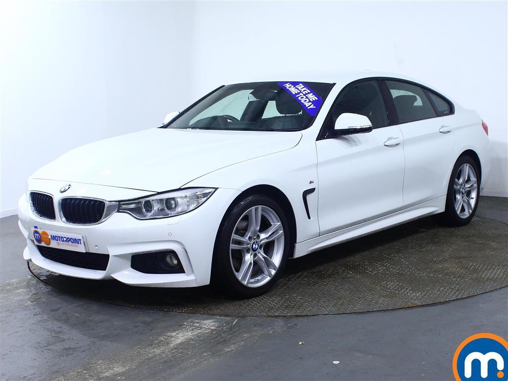 BMW 4 Series M Sport - Stock Number (974885) - Passenger side front corner