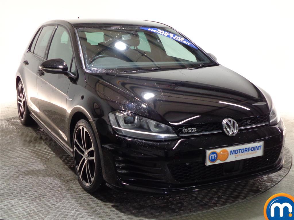 Volkswagen Golf GTD Manual Diesel Hatchback - Stock Number (974828) - Drivers side front corner
