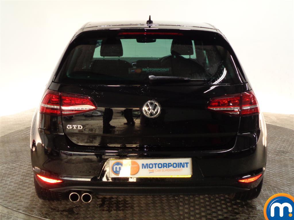 Volkswagen Golf GTD Manual Diesel Hatchback - Stock Number (974828) - Rear bumper