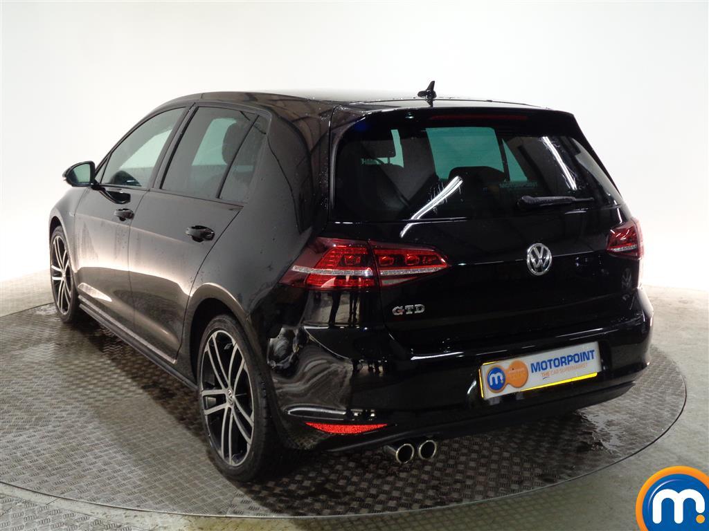 Volkswagen Golf GTD Manual Diesel Hatchback - Stock Number (974828) - Passenger side rear corner