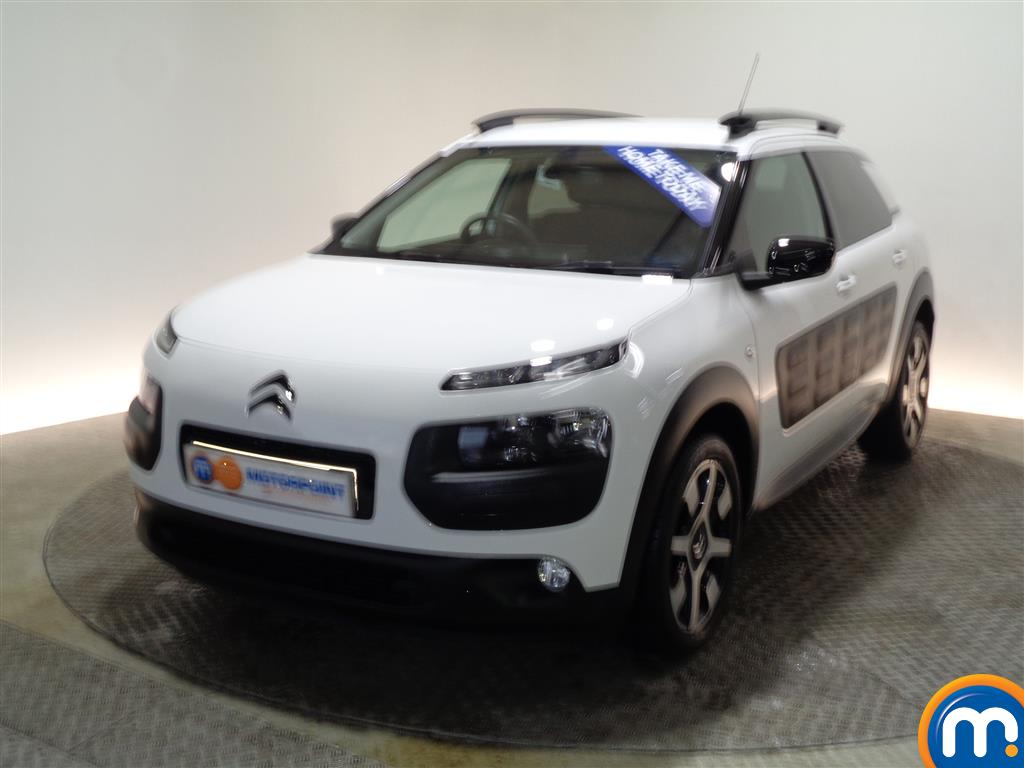 Citroen C4 Cactus Flair - Stock Number (975685) - Passenger side front corner