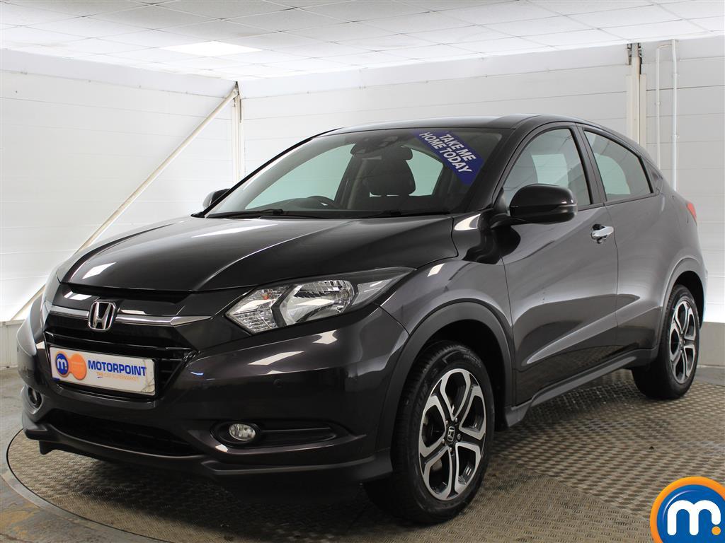 Honda Hr-V SE - Stock Number (975430) - Passenger side front corner