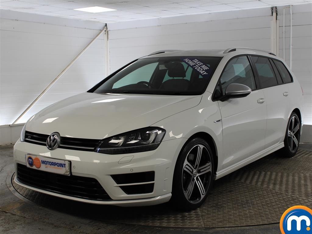 Volkswagen Golf R - Stock Number (974831) - Passenger side front corner