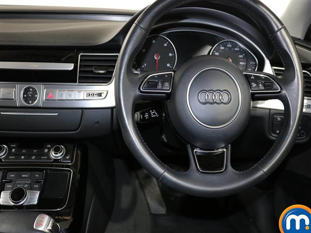 Audi A8 Black Edition Automatic Diesel Saloon - Stock Number (972280) - 5th supplementary image