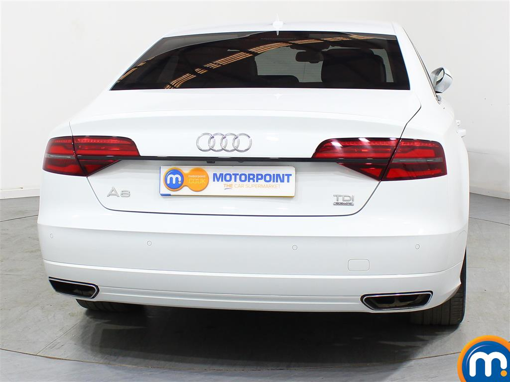 Audi A8 Black Edition Automatic Diesel Saloon - Stock Number (972280) - Rear bumper