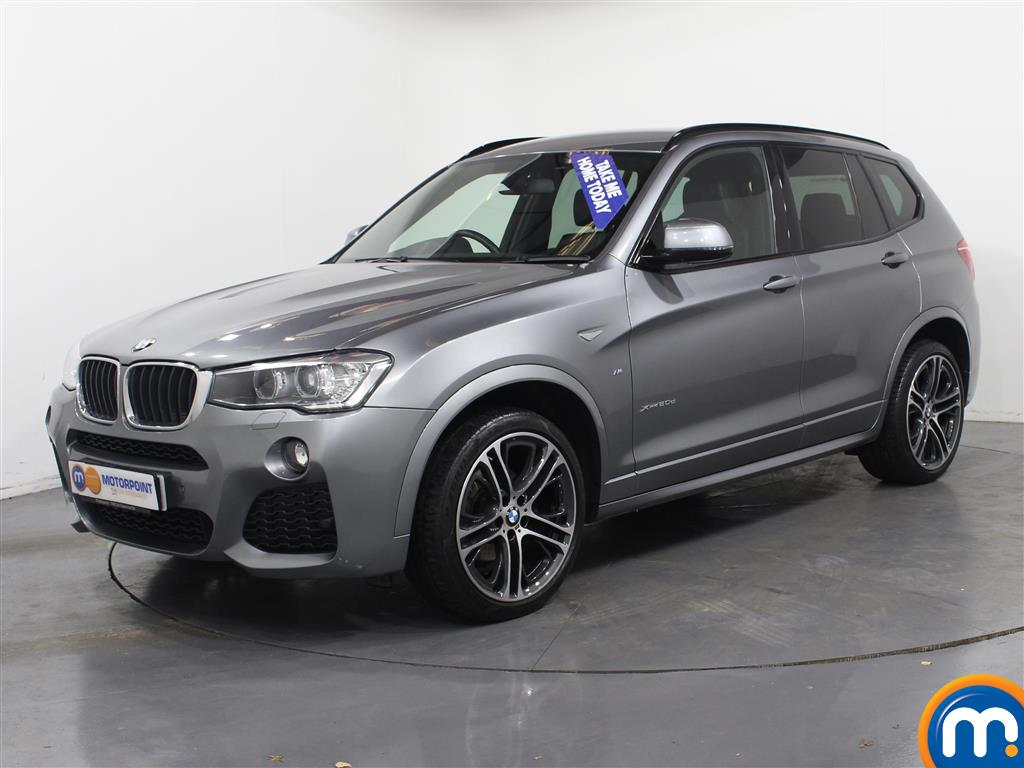 Used Or Nearly New Bmw X3 Bmw Xdrive20d M Sport 5dr Step Auto