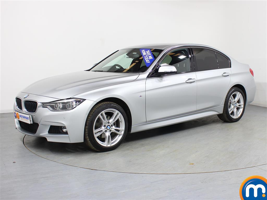 BMW 3 Series M Sport - Stock Number (957902) - Passenger side front corner