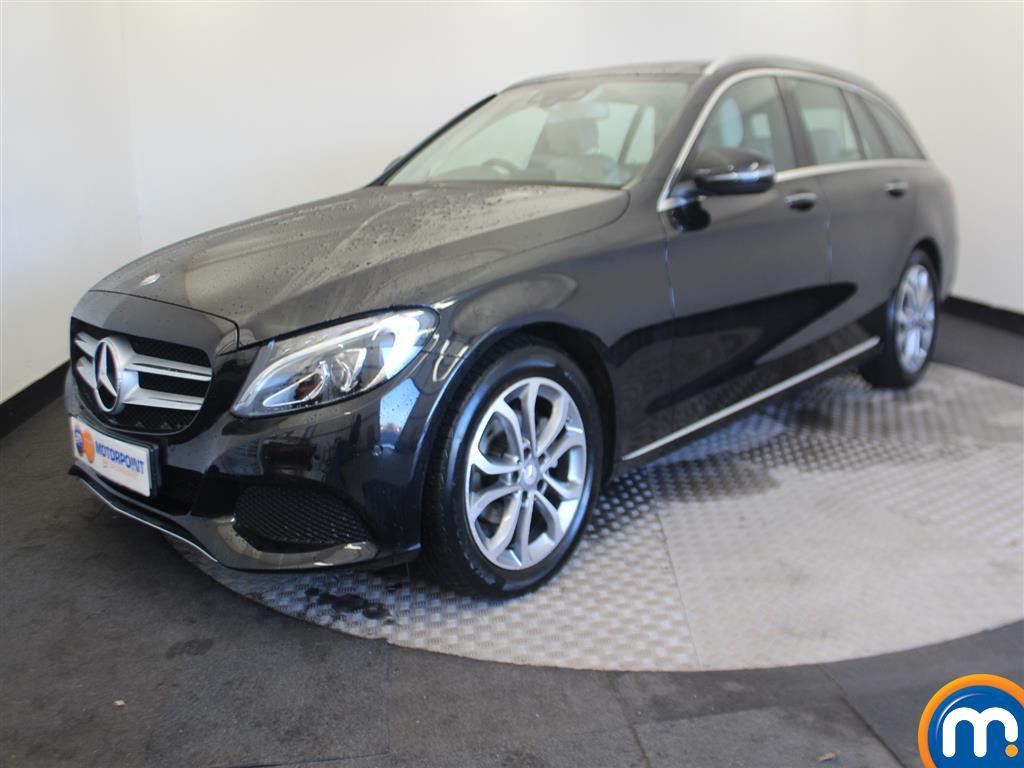 Mercedes-Benz C Class Sport - Stock Number (977086) - Passenger side front corner