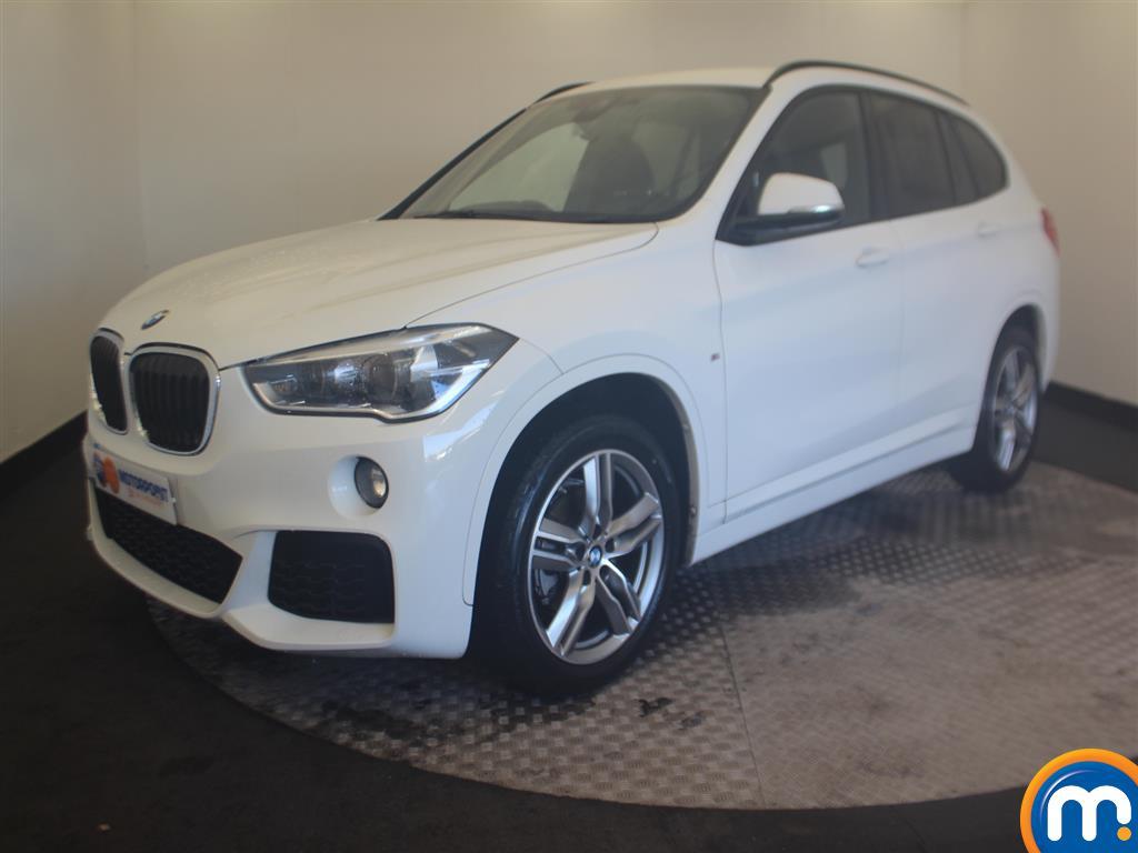 BMW X1 M Sport - Stock Number (972720) - Passenger side front corner