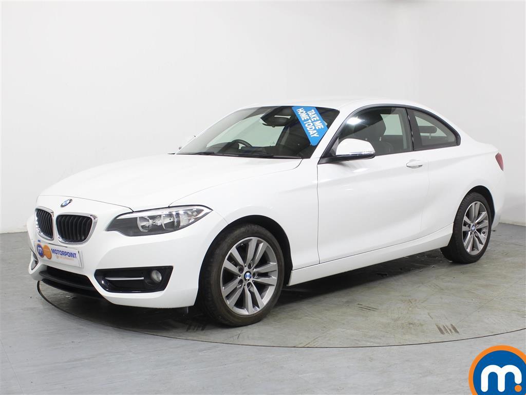 BMW 2 Series Sport - Stock Number (952451) - Passenger side front corner