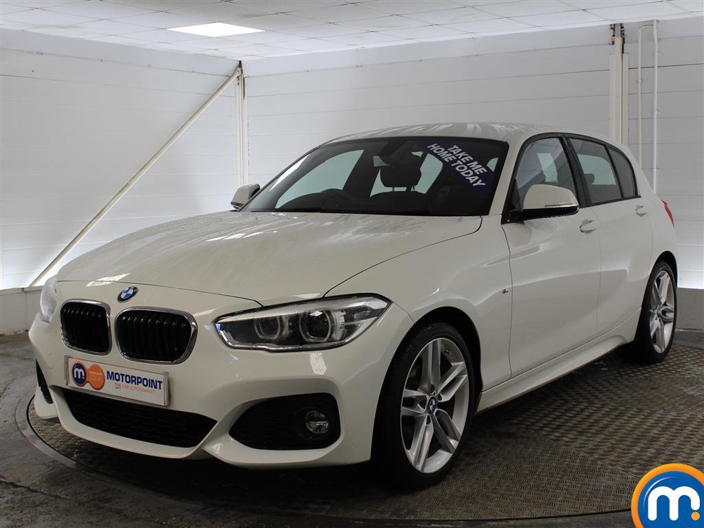 BMW 1 Series M Sport - Stock Number (976479) - Passenger side front corner