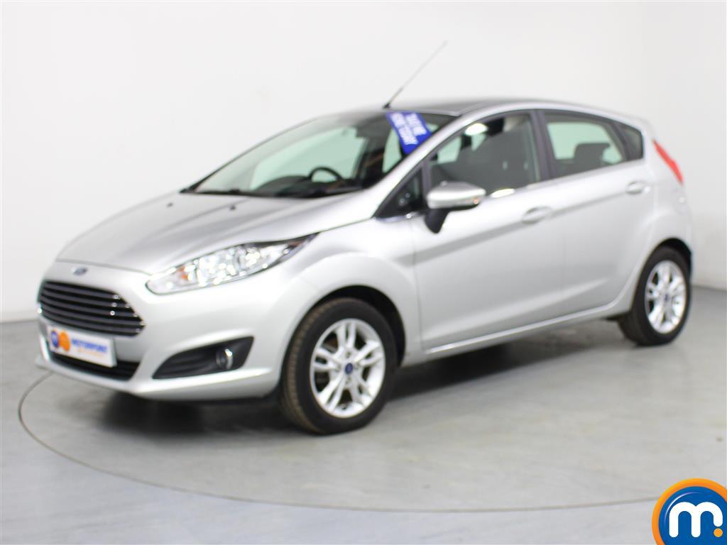 Ford Fiesta Zetec - Stock Number (977067) - Passenger side front corner