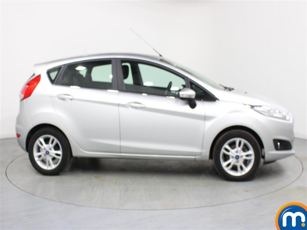 Ford Fiesta Zetec Manual Petrol Hatchback - Stock Number (977067) - Drivers side