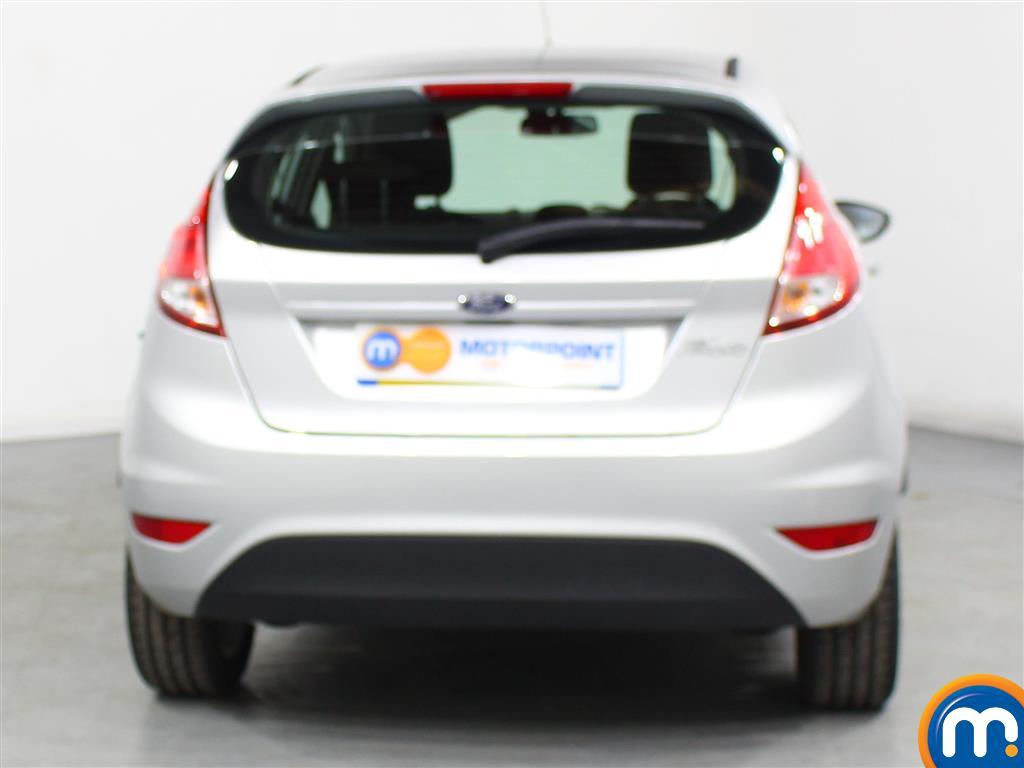 Ford Fiesta Zetec Manual Petrol Hatchback - Stock Number (977067) - Rear bumper