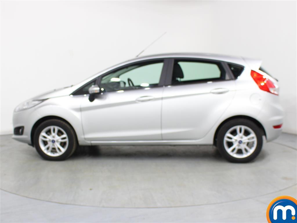 Ford Fiesta Zetec Manual Petrol Hatchback - Stock Number (977067) - Passenger side