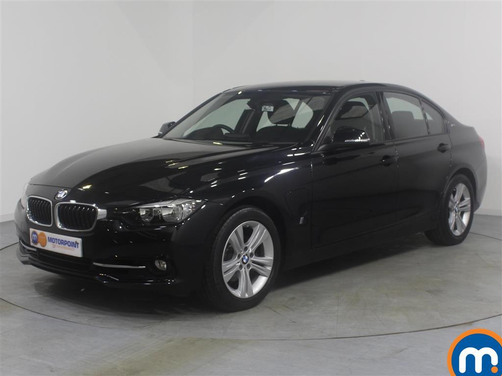 BMW 3 Series Sport - Stock Number (974820) - Passenger side front corner