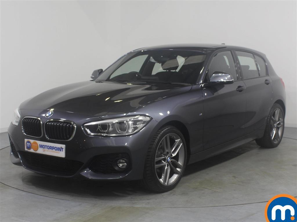 BMW 1 Series M Sport - Stock Number (975147) - Passenger side front corner