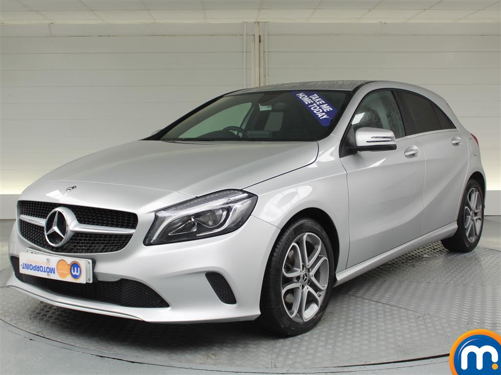 Mercedes-Benz A Class Sport Edition - Stock Number (972570) - Passenger side front corner