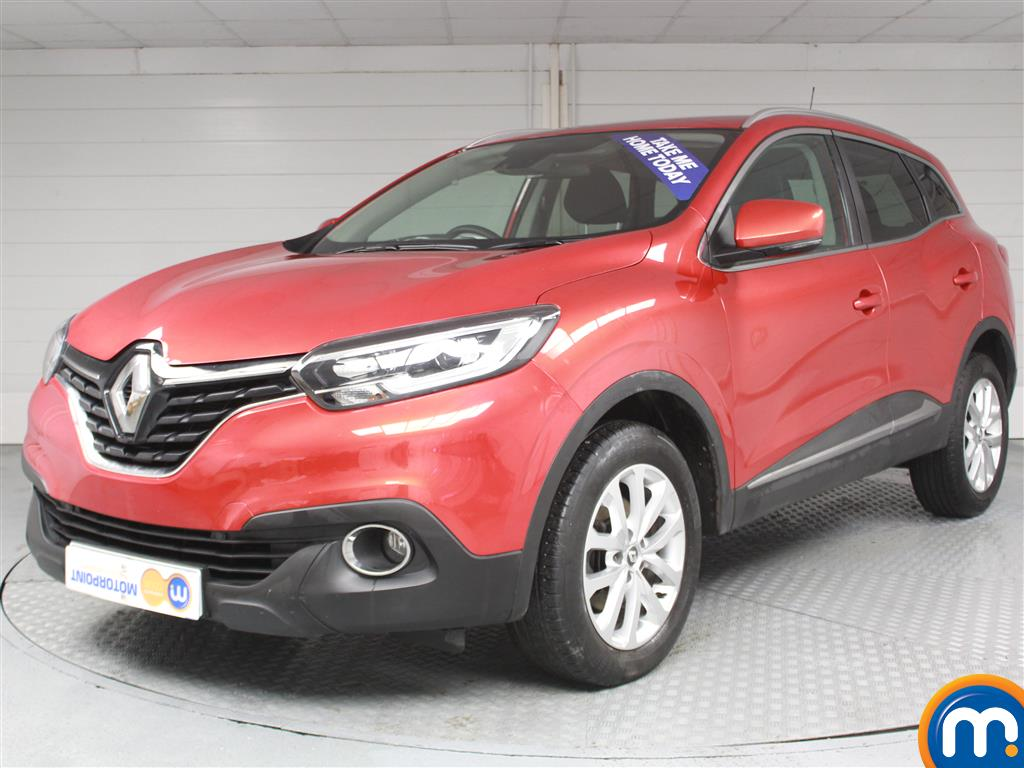 Renault Kadjar Dynamique Nav - Stock Number (975078) - Passenger side front corner