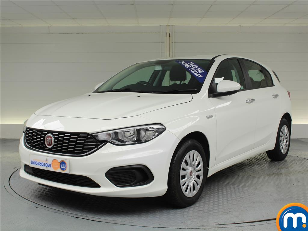 Fiat Tipo Easy - Stock Number (968031) - Passenger side front corner