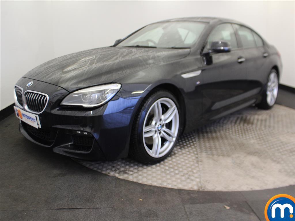 BMW 6 Series M Sport - Stock Number (975831) - Passenger side front corner