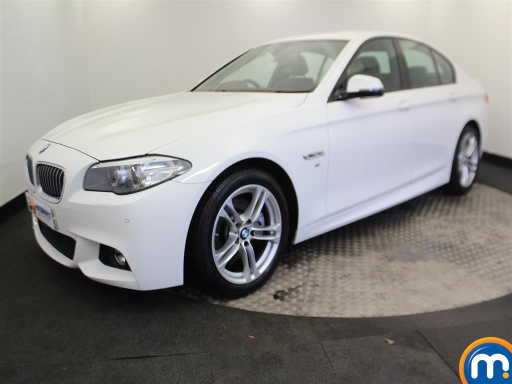 BMW 5 Series M Sport - Stock Number (976923) - Passenger side front corner