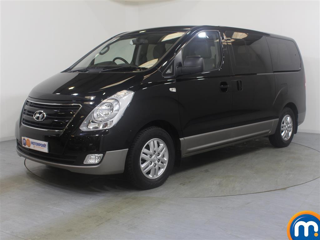 Hyundai I800 SE Nav - Stock Number (967473) - Passenger side front corner