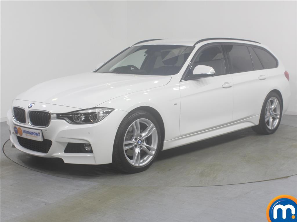 BMW 3 Series M Sport - Stock Number (965724) - Passenger side front corner