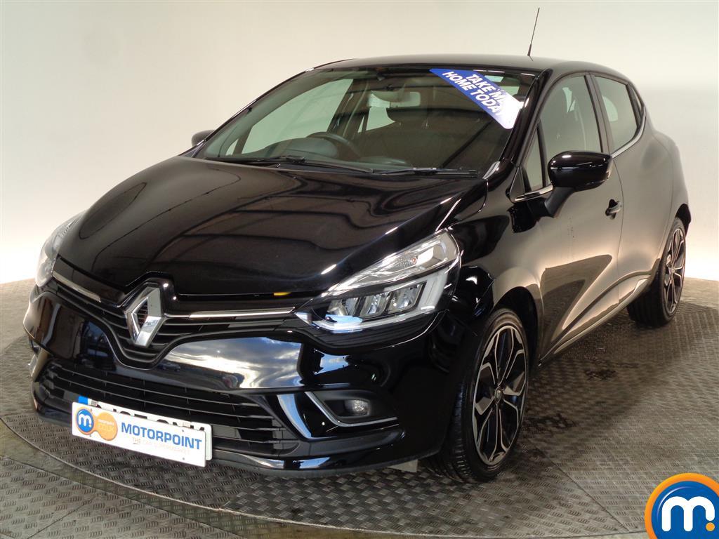 Renault Clio Dynamique S Nav Manual Petrol Hatchback - Stock Number (977062) - Passenger side front corner